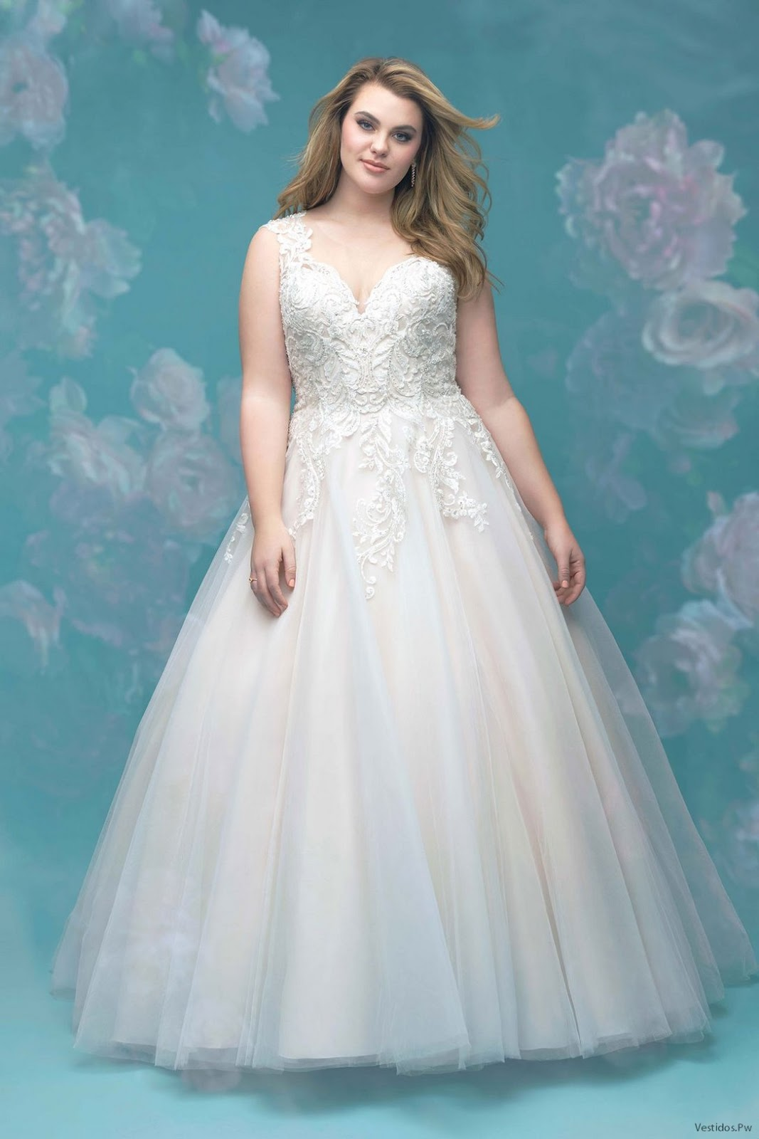 Amazing Vestidos De Novia Para Boda Civil Image - All Wedding ...