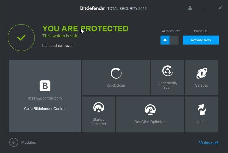 - bitdefender total security 2016 - 5 Best Free Adware Removal Tool For Windows and Mac in 2019