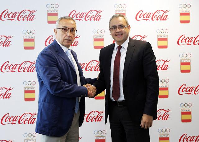 Coca Cola se une al COE para promover hábitos saludables