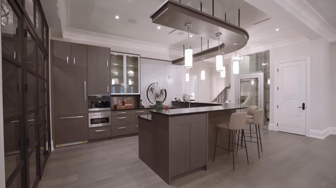 67 Interior Design Photos vs. 6976 Adera St, Vancouver, BC Ultra Luxury Modern Classic Home Tour