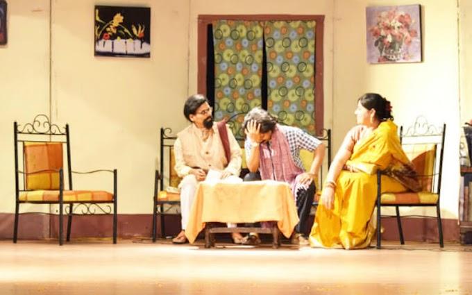 नवआयाम केर 'कनफुसकी' सं रंगमंच कें भेटल नवप्राण