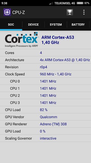CPU Z