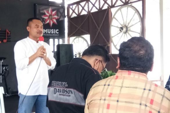 Farianda Sinik akan bayar premi asuransi seluruh anggota PWI Sumut secara pribadi