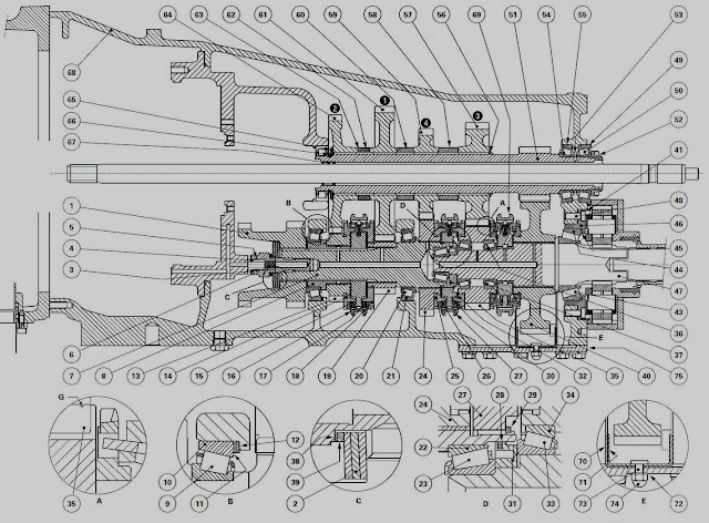 Dodge 46re Transmission Exploded View Of