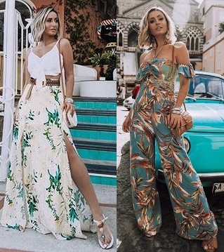 Micheli Fernandes Instagram looks