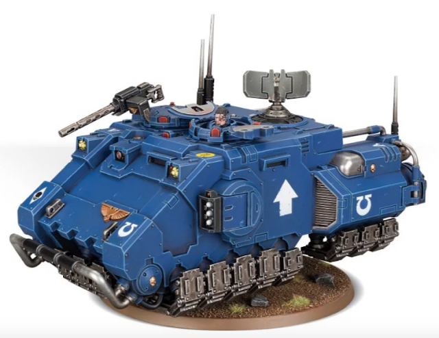 transporte Impulsor Marines
