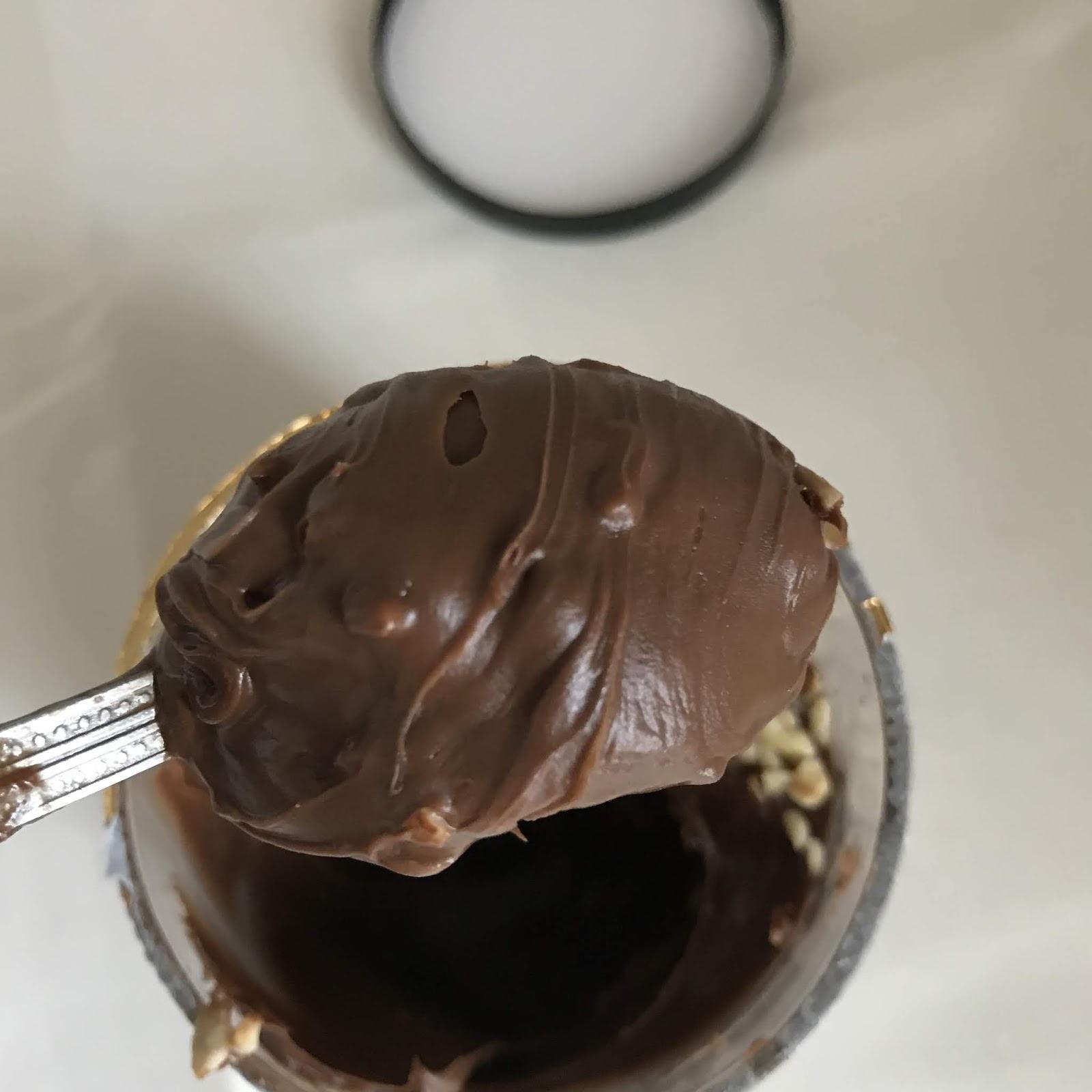 Gu Salted Caramel Hazelnut Spreads Review