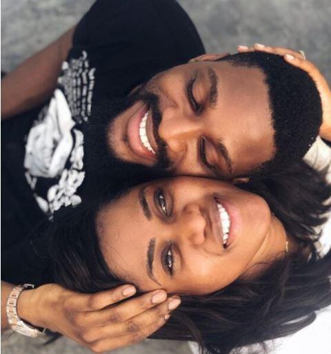 BBNaija Tobi Bakare And Wife