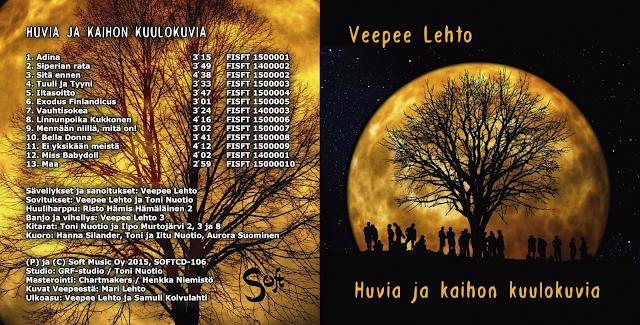 """""""Huvia ja kaihon kuulokuvia"""" (SOFTCD-106) 12€"""