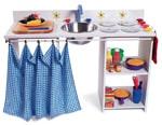 Kid-Size Kitchen - Step 1