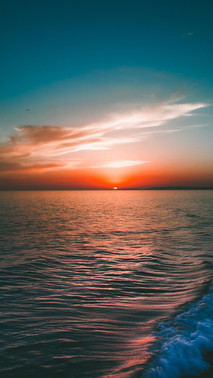 Sunset background android