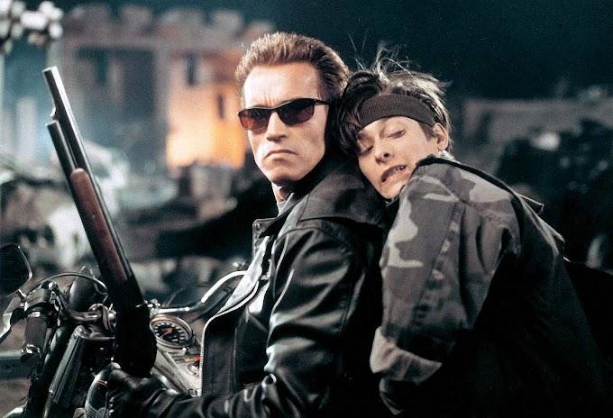 ¿Sabíais que Terminator 2 tuvo una continuacion rodada por James Cameron y con el casting original? Fue T2 La Batalla a través del tiempo.