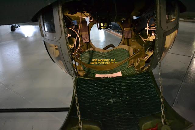 Боінг B-17. Музей військової авіації, штат Делавер ( Boeing B-17. Air Mobility Command Museum, Dover, Delaware)
