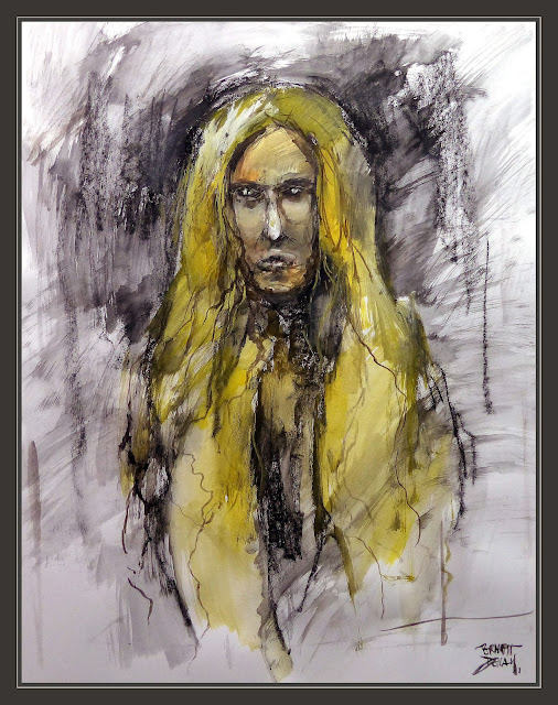MARIA ORSIC-PINTURA-ARTE-ART-VRIL-MEDIUM-AHNENERBE-CONTACTOS-EXTRATERRESTRES-ALEMANIA-SEGUNDA GUERRA MUNDIAL-ARTISTA-PINTOR-ERNEST DESCALS