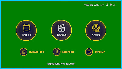 ENJOY THIS NEW EXCLUSIVE IPTV APK WITH AMAZING CHANNELS SPORT AND MORE 2020
