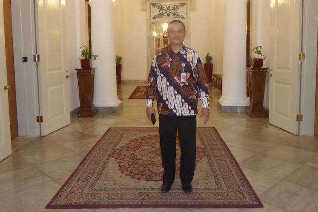 Sumarna Pamdal Balai Kota DKI Jakarta