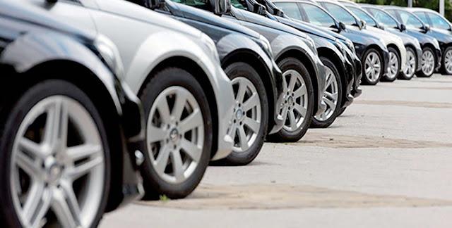 لشهر أكتوبر 2020: انخفاض مبيعات السيارات الجديدة بنسبة 4.7٪