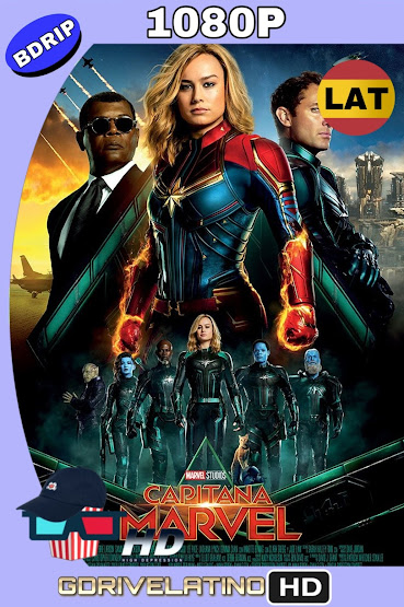 Capitana Marvel (2019) BDRip 1080p Latino-Ingles MKV