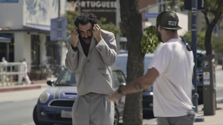 Рецензия на комедию «Борат 2: Следующий кинофильм» - Царь во дворца? - 03