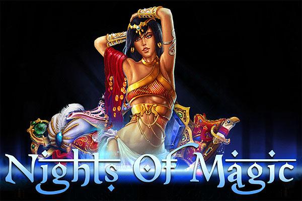 Main Gratis Slot Demo Nights of Magic Spinomenal