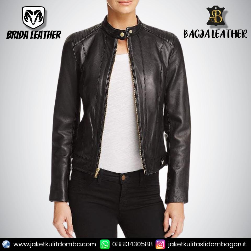 merawat jaket kulit asli