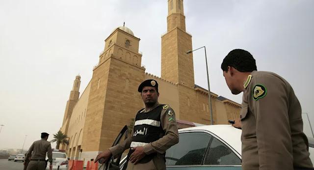 السعودية، محكمة سعودية المؤبد لقاتل رجلي أمن والسجن لـ11 متهما بالإرهاب، حربوشة نيوز