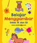 Buku Belajar Menggambar PAUD/TK/SD