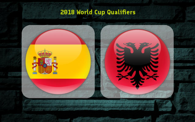Spain vs Albania Full Match & Highlights 6 October 2017