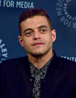 Rami Malek, the new Bond villain