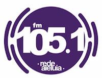 Rede Aleluia FM 105,7 de Foz do Iguaçu PR