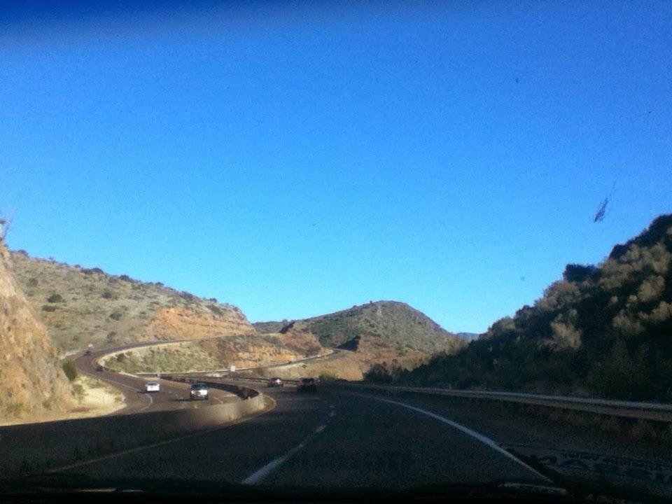 Day One California Arizona New Mexico And Texas California Girl