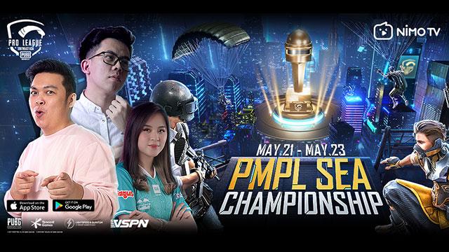 pmpl sea championship pubg mobile