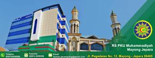 Jadwal Dokter RS PKU Muhammadiyah Mayong Jepara