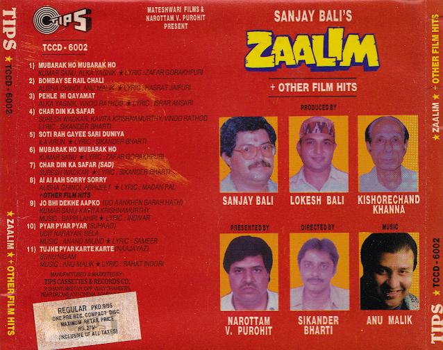 Download Zaalim [1994-MP3-VBR-320Kbps] Review