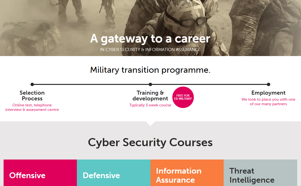 COLERNE HIVE: Crucial Academy - Cyber Security Courses For