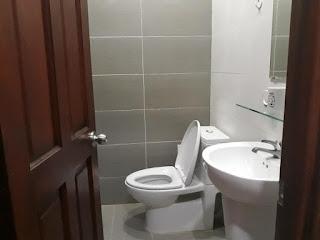 WC căn hộ studio khu đô thị him lam tân hưng