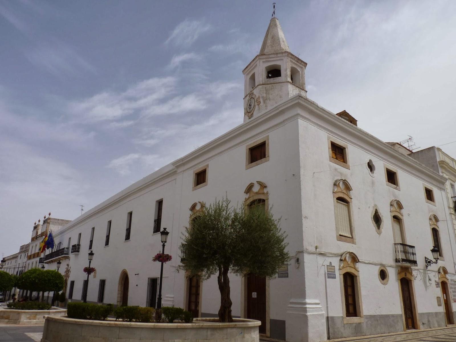 Ayuntamiento de Olivenza.
