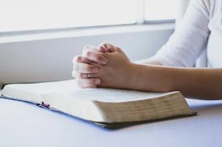 Berdoa sunggu-sungguh