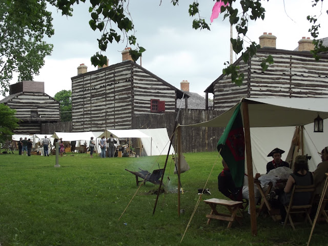 Indiana Photo of the Day - Old Fort - Fort Wayne, Indiana