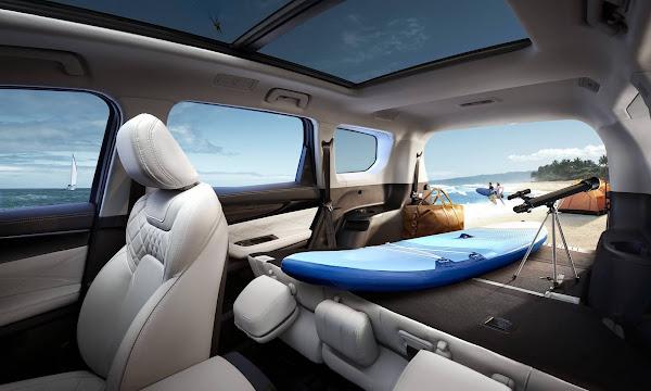 Exeed VX Lanyue: SUV premium deve ser fabricado no Brasil ainda em 2021