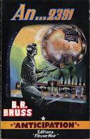 B.R. Bruss an 2391 anticipation Fleuve Noir
