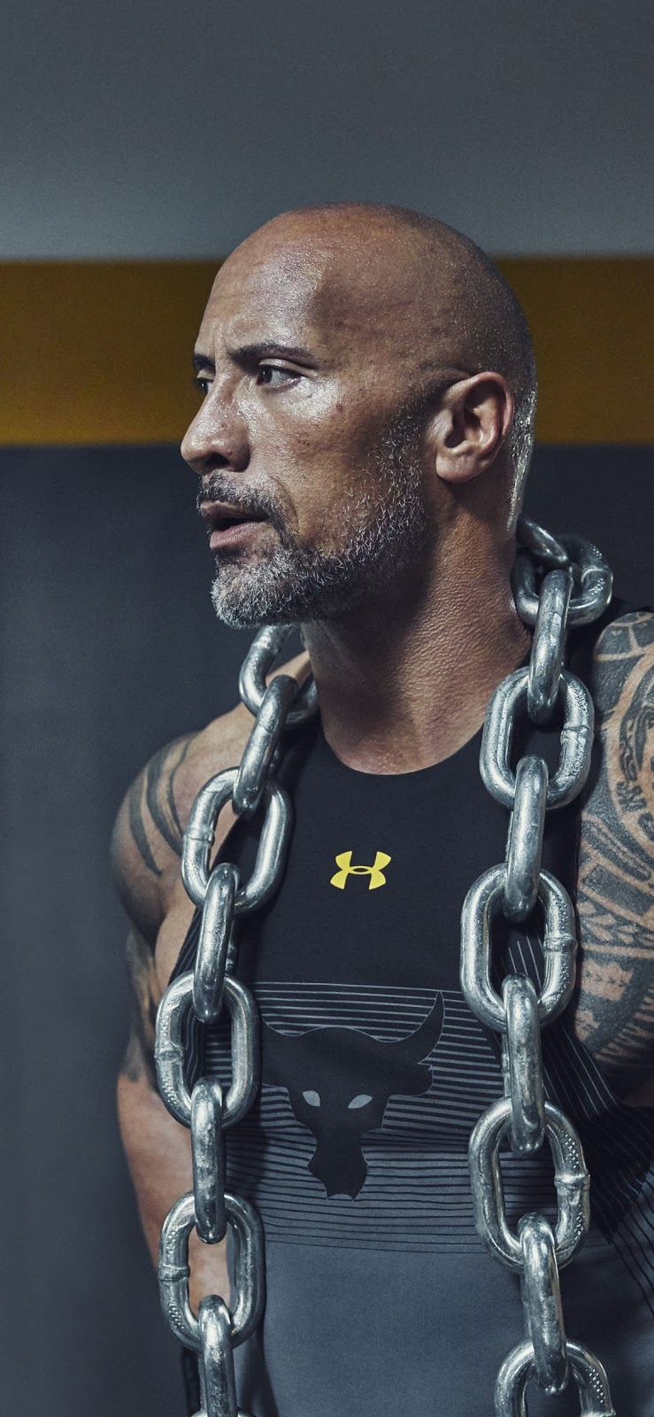 Dwayne Johnson 2019 Mobile Wallpaper