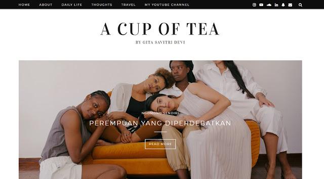 a cup of tea gitasav
