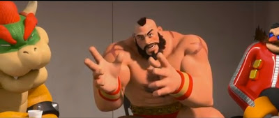 Wreck-it Ralph Zangief Bowser