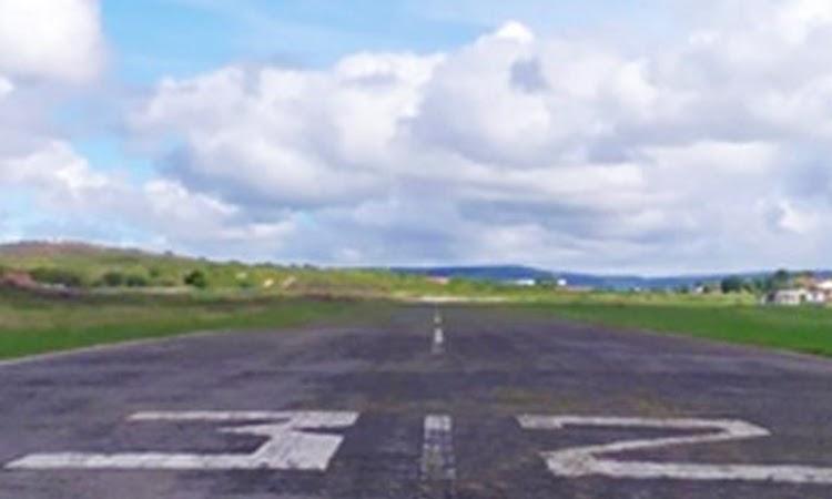 Pista de pouso e decolagem do aeródromo de Jacobina passará por recuperação