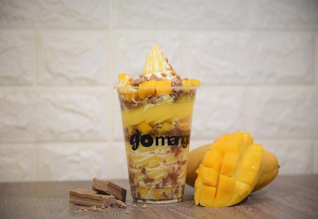 Go Mango - Mango Chocnut Cream