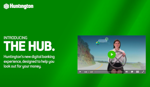 Huntington Bank – The Hub