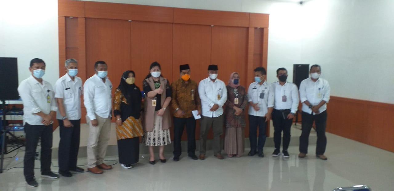 Tim Pansus LKPJ DPRD Kota Batam Tinjau Dishub Pertanyakan Kekosongan Kadis dan Retribusi Parkir