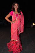 Nanditha raj glamorous at savitri movie event-thumbnail-11