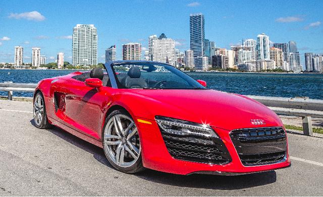 Como alugar carro em Miami